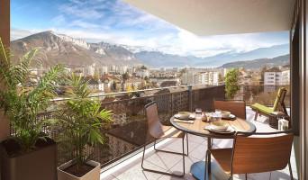 Annecy programme immobilier neuve « L'Enecy » en Loi Pinel  (3)