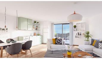 Annecy programme immobilier neuve « L'Enecy » en Loi Pinel  (4)