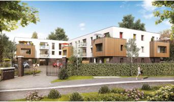 Wasquehal programme immobilier neuve « Le Clos du Château Blanc »