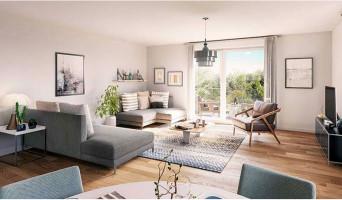 Wasquehal programme immobilier neuve « Le Clos du Château Blanc »  (2)