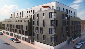Lille programme immobilier neuf « Pavillon du Jardin des Plantes » en Loi Pinel