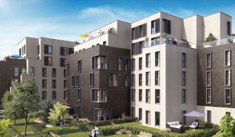 Lille programme immobilier neuve « Pavillon du Jardin des Plantes »  (2)