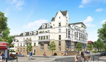 Le Blanc-Mesnil programme immobilier neuve « Villa des Frênes »