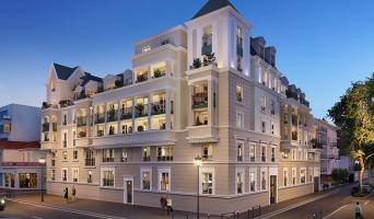 Le Blanc-Mesnil programme immobilier neuve « Villa des Frênes »  (2)