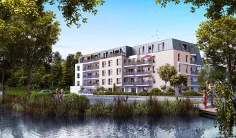 Darnétal programme immobilier neuve « Naturéa »