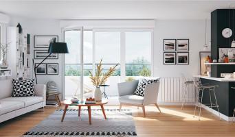 Darnétal programme immobilier neuve « Naturéa »  (2)