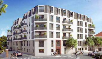 Sannois programme immobilier neuve « Coeur Utrillo » en Loi Pinel