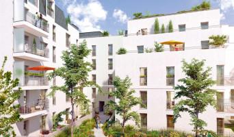 Sannois programme immobilier neuve « Coeur Utrillo » en Loi Pinel  (2)