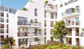 Sannois programme immobilier neuve « Coeur Utrillo » en Loi Pinel  (3)