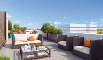 Sannois programme immobilier neuve « Coeur Utrillo » en Loi Pinel  (4)