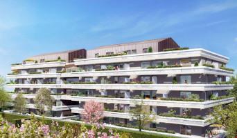 Montpellier programme immobilier neuve « Alcove »