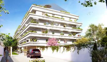 Montpellier programme immobilier neuve « Alcove »  (2)