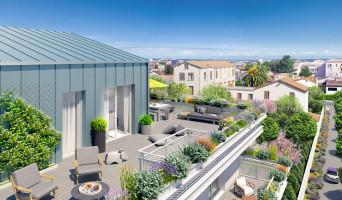 Montpellier programme immobilier neuve « Alcove »  (3)