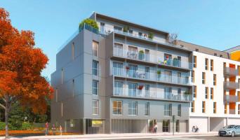 Rennes programme immobilier neuve « Tendanciel »