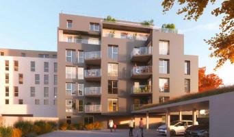 Rennes programme immobilier neuve « Tendanciel »  (2)
