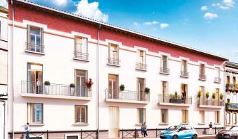 Toulouse programme immobilier à rénover « Patio Roquelaine » en Loi Pinel ancien  (2)