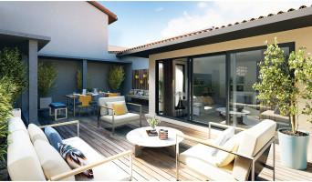 Toulouse programme immobilier à rénover « Patio Roquelaine » en Loi Pinel ancien  (3)