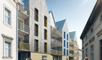 Chartres programme immobilier neuve « Le Cinq »