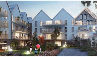 Chartres programme immobilier neuve « Le Cinq »  (2)