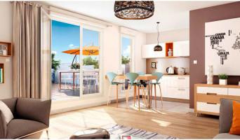 Chartres programme immobilier neuve « Le Cinq »  (3)