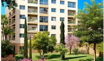 Antibes programme immobilier neuve « Riviera Melody » en Loi Pinel  (2)