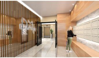 Antibes programme immobilier neuve « Riviera Melody » en Loi Pinel  (3)