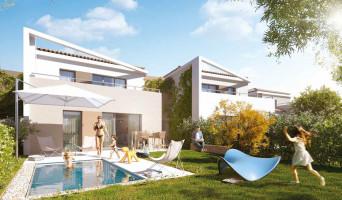Sanary-sur-Mer programme immobilier neuve « Le Domaine de Rose »