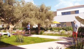 Sanary-sur-Mer programme immobilier neuve « Le Domaine de Rose »  (2)