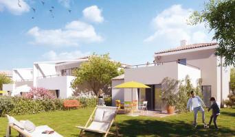 Sanary-sur-Mer programme immobilier neuve « Le Domaine de Rose »  (3)