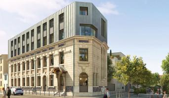 Lyon programme immobilier neuve « La Cour des Secrets »