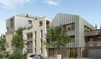 Lyon programme immobilier neuve « La Cour des Secrets »  (2)