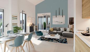 Lyon programme immobilier neuve « La Cour des Secrets »  (3)