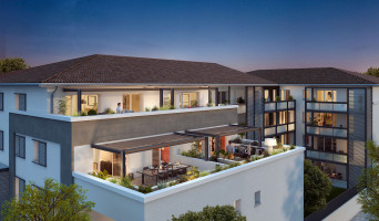 Castanet-Tolosan programme immobilier neuve « Casta Nova »  (3)