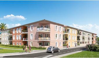 Cogolin programme immobilier neuve « Programme immobilier n°214076 »