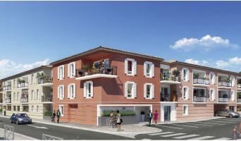 Cogolin programme immobilier neuve « Programme immobilier n°214076 »  (2)