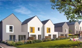 Lanester programme immobilier neuve « Les Villas du Scorff »