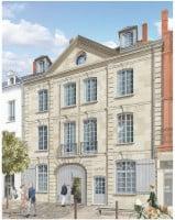 Beauvais programme immobilier neuve « Hôtel du Lion d'Or »