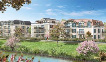 Chelles programme immobilier neuve « Le Clos du Canal »