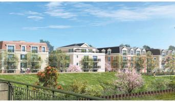 Chelles programme immobilier neuve « Le Clos du Canal »  (2)