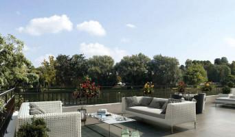 Chelles programme immobilier neuve « Le Clos du Canal »  (3)