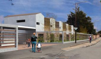 Toulouse programme immobilier neuve « Le Pastel »