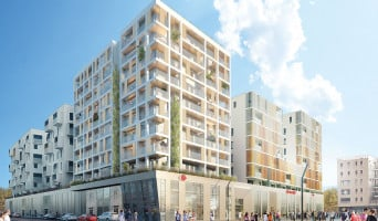 Toulouse programme immobilier neuve « Green View »