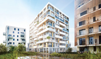 Toulouse programme immobilier neuve « Green View »  (2)