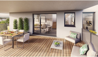 Toulouse programme immobilier neuve « Green View »  (3)