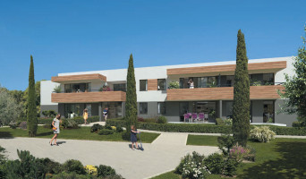 Montpellier programme immobilier neuve « Programme immobilier n°214103 »