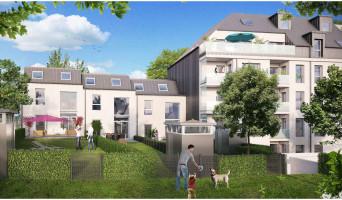 Caen programme immobilier neuve « Signature »  (2)