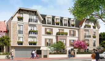 Villiers-sur-Marne programme immobilier neuve « Le Clos des Luats »