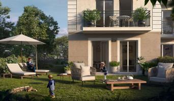 Villiers-sur-Marne programme immobilier neuve « Le Clos des Luats »  (2)