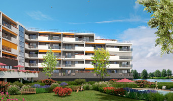 Bruges programme immobilier neuve « Vivalys »