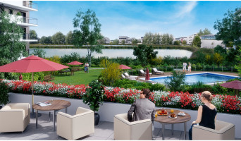 Bruges programme immobilier neuve « Vivalys »  (2)